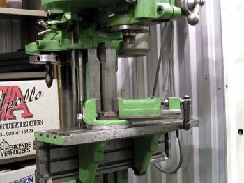 Astoba (Meyer & Burger) UW 1 machines.
